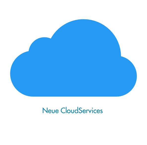 Neue Cloud Services